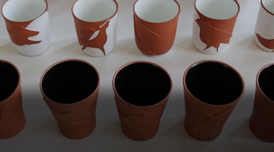 Ja Tev ir vidējā izglītība, stājies Keramikas izstrādājumu dizaina programmā jau tagad!