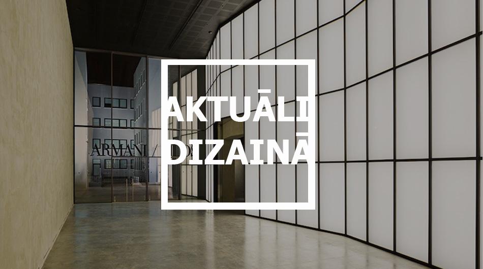 Māksla muzejā: Armani Silos Milānā
