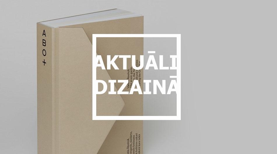 Grāmatplaukts: Alekseja Muraško dizainētās grāmatas
