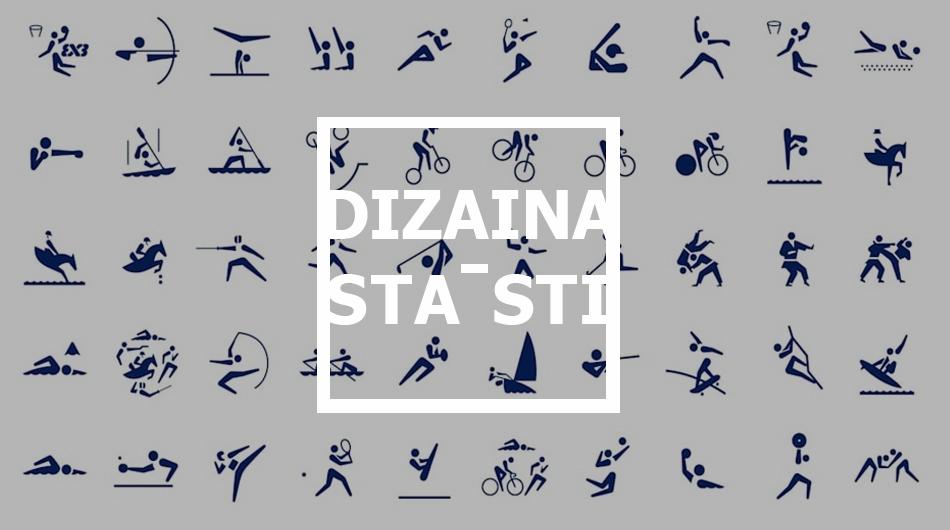 Olimpisko spēļu piktogrammas
